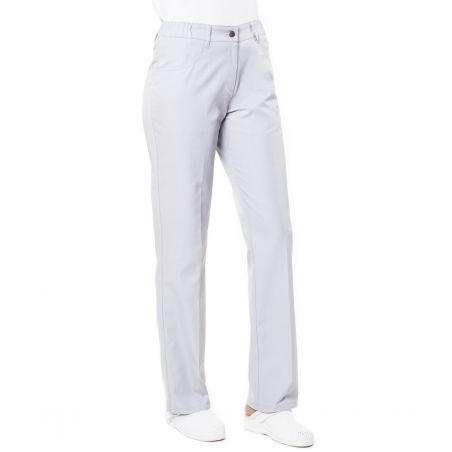 Pantalon médical femme patsy gris