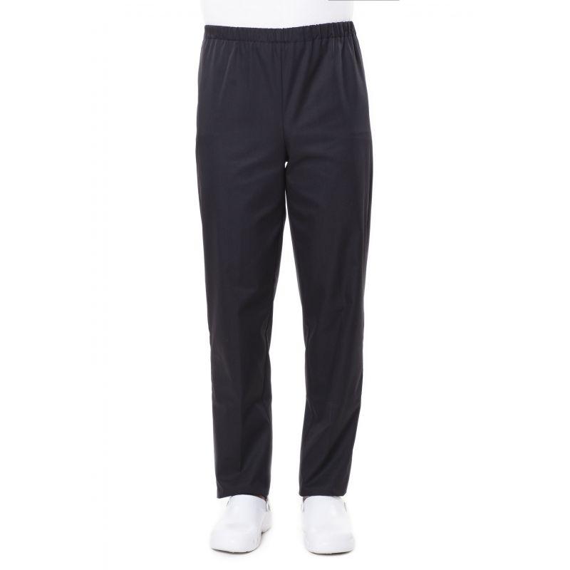 Pantalon médical mixte pliki noir