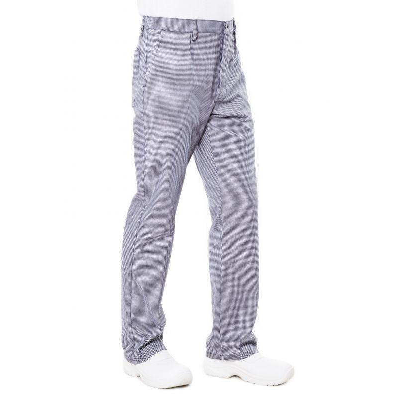 Pantalon de cuisine mixte prixu pied de poule