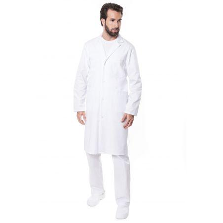 Blouse médicale homme bally 100% coton