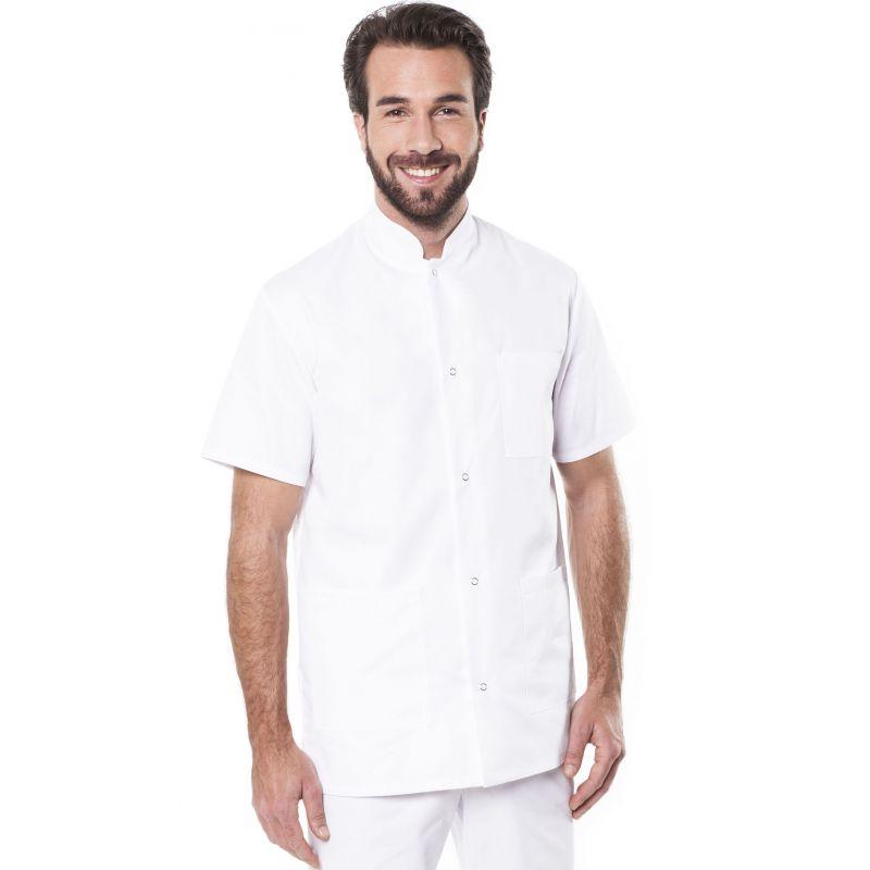 Tunique médicale homme trika blanc