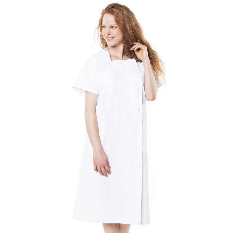 Blouse médicale femme blanche balta