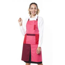 Tablier de service rose glavu