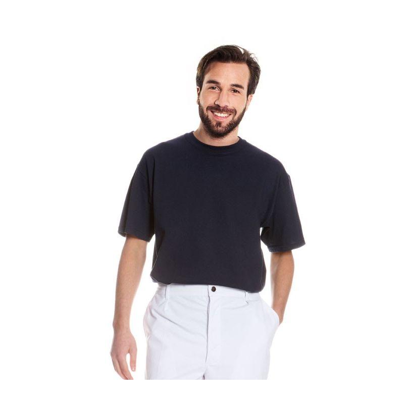 Tee shirt de travail 100% coton gris cendre