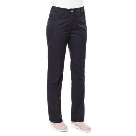 Pantalon médical femme patsy noir