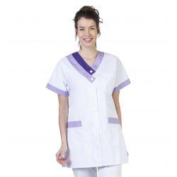Tunique médicale femme Marni lilas
