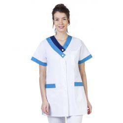 Tunique médicale femme Marni bleu