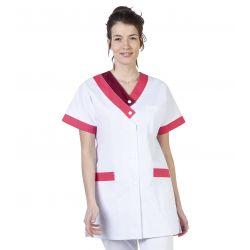 Tunique médicale femme Marni rose