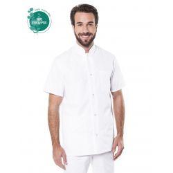 Tunique médicale homme tencel trika