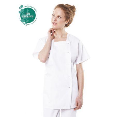 Tunique médicale femme tencel tilda
