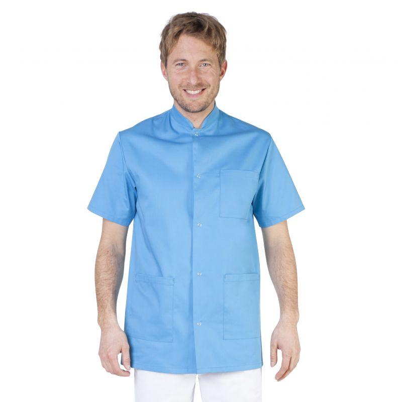 Tunique médicale homme trika bleu