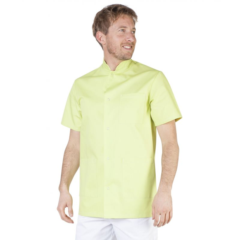 Tunique médicale homme trika vert anis