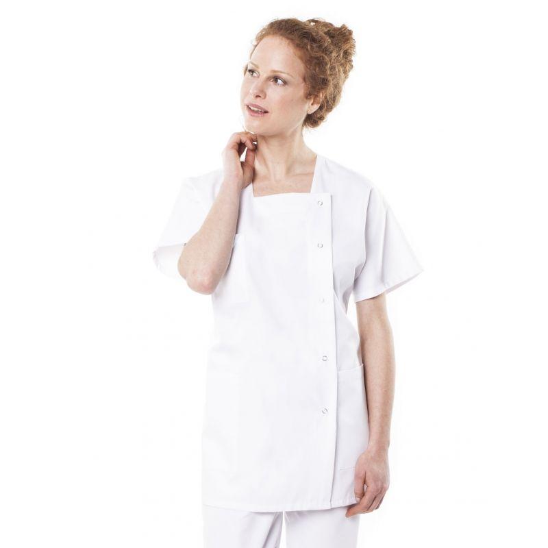 Tunique médicale blanche tilda