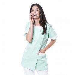 Tunique médicale femme tilly vert