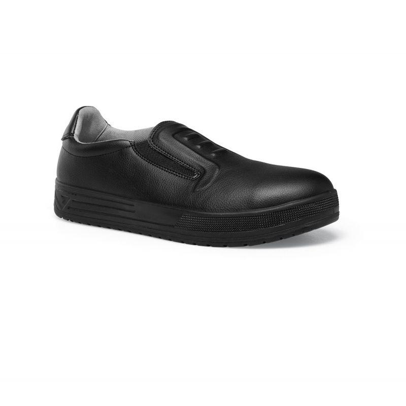 Chaussure de sécurité cuisine noir remix