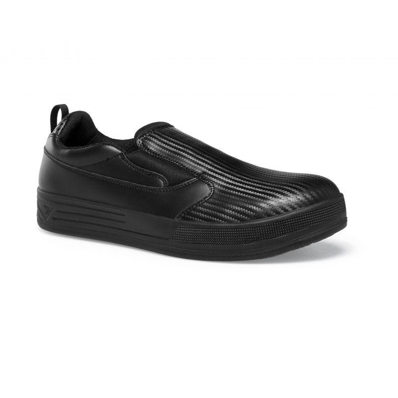 Chaussure de sécurité cuisine noir Augni