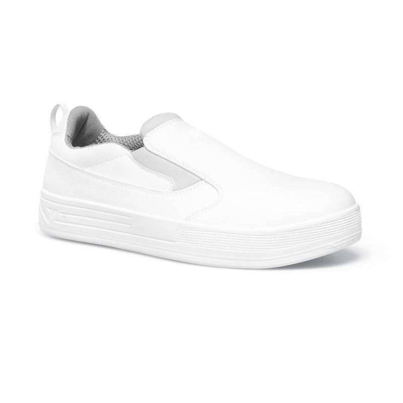 Chaussure de sécurité cuisine blanc Augni