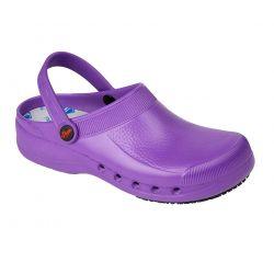Sabot médical violet