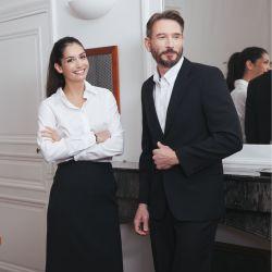 Vêtement service et hôtellerie - Vetement de service - Vêtement de serveur