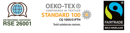 RSE 26001 - Certification Oeko-Tex